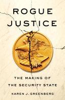 Rogue Justice Pdf/ePub eBook
