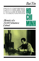 Pdf Following Ho Chi Minh