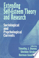 Extending Self Esteem Theory and Research Book