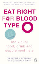 Eat Right for Blood Type O Book PDF