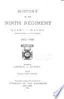 History of the Ninth Regiment N Y S M     N G S N Y   Eighty third N  Y  Volunteers   1845 1888 Book