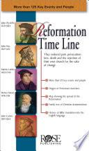 Reformation Time Line