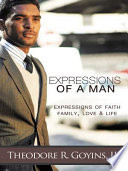 Expressions Of A Man