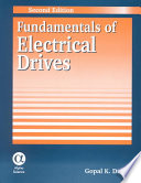 Fundamentals Of Electrical Drives Book PDF