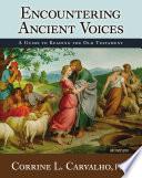 Encountering Ancient Voices Book PDF
