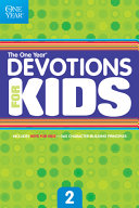 The One Year Devotions for Kids #2