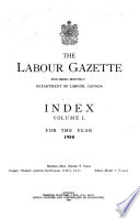 The Labour Gazette