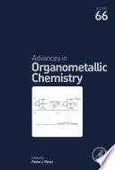 Advances in Organometallic Chemistry Book