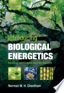 Introducing Biological Energetics