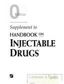 PDF Handbook On Injectable Drugs R Download Online ...