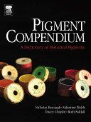 Pdf Pigment Compendium: A Dictionary of Historical Pigments