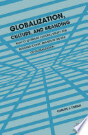 Globalization Culture And Branding