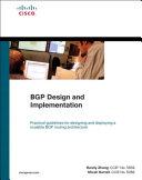 BGP Design and Implementation Pdf/ePub eBook