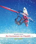 An Invitation to Health Book