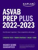 ASVAB Prep Plus 2022–2023 Pdf/ePub eBook