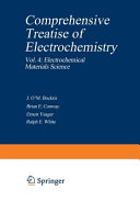 Electrochemical Materials Science