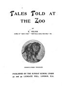 Tales Told at the Zoo