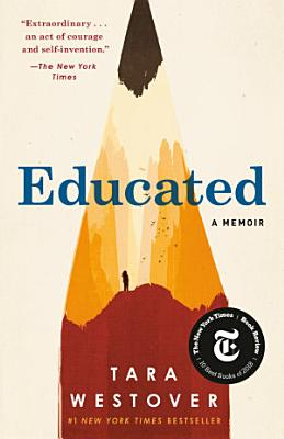 Book cover of 'Educated' by Tara Westover