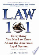 Law One Hundred and One Book PDF