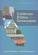 California Politics Government Pac Lms Integrated Mindtap Political Science For American Government And Politics Today Essentials