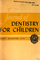 Journal of Dentistry for Children