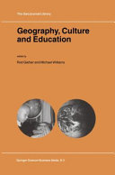 Geography  Culture and Education