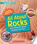 All About Rocks  A True Book  Book