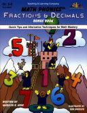 Math Phonics - Fractions & Decimals (eBook)