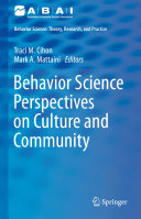 Behavior Science Perspectives on Culture and Community Pdf/ePub eBook