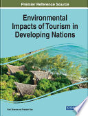 Environmental Impacts of Tourism in Developing Nations Book