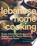 Lebanese Home Cooking