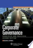 Corporate Governance Book
