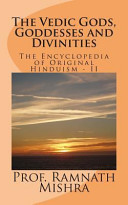 The Vedic Gods  Goddesses and Divinities