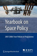 Yearbook on Space Policy 2007 2008