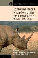 Conserving Africa's Mega-Diversity in the Anthropocene