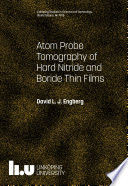 Atom Probe Tomography of Hard Nitride and Boride Thin Films