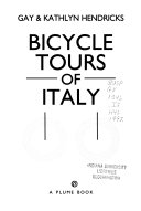 Bicycle Tours of Italy