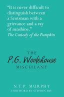 P.G. Wodehouse Miscellany Pdf/ePub eBook
