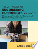 The Go To Guide For Engineering Curricula Grades 9 12