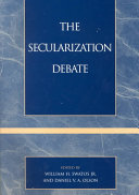 The Secularization Debate