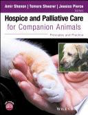 Hospice and Palliative Care for Companion Animals Book