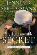 Pdf An Unforgivable Secret (Amish Secrets #1) Telecharger