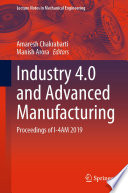 Industry 4.0 and Advanced Manufacturing