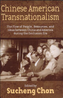 Chinese American Transnationalism ebook