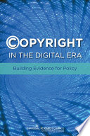 Copyright in the Digital Era