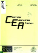 Chemical Engineering Abstracts