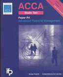 Acca P4 Advanced Financial Management Study Text