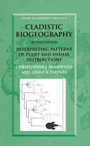 Cladistic Biogeography