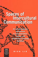 Spaces of intercultural communication
