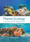 Marine Ecology  Concepts And Applications